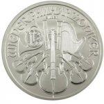 austrian silver harmonic