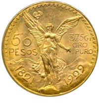 gold peso coin