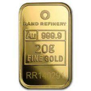 rand gold bar